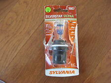 SYLVANIA 9007 SilverStar Ultra High Performance Halogen Headlight bulb OPEN PACK