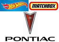 Hot Wheels Matchbox Pontiac - Various Models / Years -Updated as new ones arrive