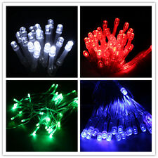 AA Battery Operated 40-LED Fairy String Light Lamp for Wedding Party Garden