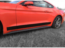 2015 2016 2017 Ford Mustang 6pc Rocker Panel Accent Vinyl Decal