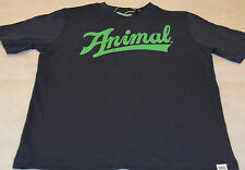 ANIMAL HUMBLY T-SHIRT BLUE.  BOYS AGE 7-12 YRS  BNWT RRP £12
