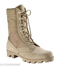 Desert Tan G.I. Type Speedlace Army Jungle Boot - Rothco 5057