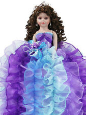 NEW Girl's Birthday Quinceanera Doll Q2049