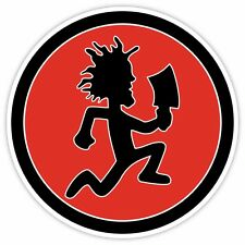 Hatchetman Hatchet Man Psychopathic Axe Juggalo Vinyl Sticker Decal
