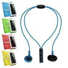 Wireless Bluetooth Sports Stereo In-Ear Mic Headset Earphone For iPhone Samsung
