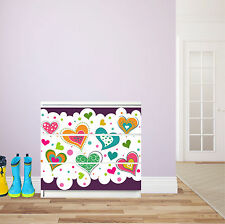 Furniture Sticker for IKEA Malm Chest Cabinet Tatoo Children Child