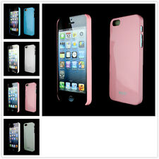 Luminous Glow In The Dark Hard Protective Color Case Cover For Apple iPhone 5 5S