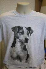 Jack Russell Dog by Mike Sibley Design - Gildan T Shirt - Various Colours