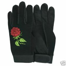 Lady Rider Rose Mechanics Gloves