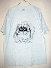 PEKINGESE Coming&Going Hanes S/S T-shirt / Adult Unisex Sizes / 2 great colors