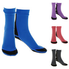 1 Pair Non-slip Neoprene Long Socks for Swimming Diving Surfing Water Sports