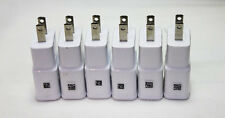 LOT 2A 5.0V AC USB Home Wall Charger For Samsung Galaxy S7 S6 S6 Edge Note 4 5