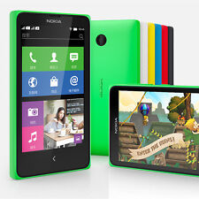 Original NOKIA X RM-980 Dual Sim Unlocked Qual-Core 4GB ROM 4'' 3MP 3G WIFI GPS