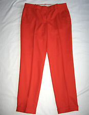 J.Crew New With Tag Cafe Capri in Wool Pants Retail:$128+Tax