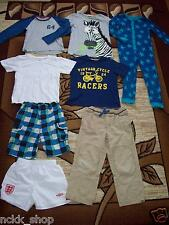 Boys Clothes Bundle Age 6-7 Years. Height 116-122 cm. 8 Pieces.