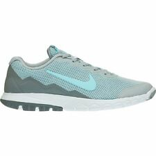 NIKE FLEX EXPERIENCE RUN 4 GREY BLUE WOMENS RUNNING  SHOES **FREE POST AUST