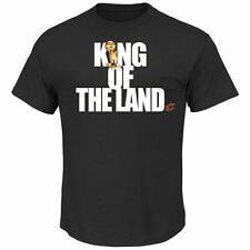 Cleveland Cavaliers 2016 NBA Champions Lebron James King of The Land Shirt