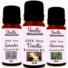 5 ml Essential Oils 100% Fresh Pure Uncut Therapeutic Grade Oil BUY 3 GET 1 FREE
