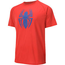 Limited Edition Under Armour Spiderman Alter Ego Loose Fit Shirt Amazing RARE !!