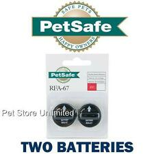 PetSafe RFA-67D-11 Batteries Replacement 6-V Bark Fence & Wireless Collar Module