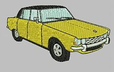 Rover P6 3500 Embroidered & Personalised Polo Shirt