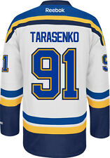Vladimir Tarasenko St. Louis Blues Reebok Premier Away Jersey NHL Replica