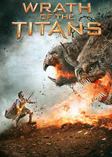 Wrath of the Titans (DVD, 2012) NEW SEALED DVD