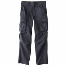 Cherokee® Boys' Navy Blue Cargo Pants Size 4 or 6 - NWT