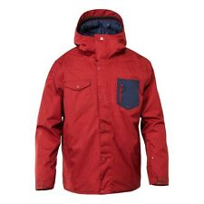 New 2015 Quiksilver Versus Men's Snowboard Jacket