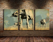 Star Wars Poster Painting Canvas Print Home Decor Art 3pcs Wall Pictures