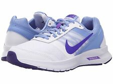 NIKE AIR RELENTLESS 5 WHITE BLUE PURPLE  WOMENS RUNNING SHOES **FREE POST AUST