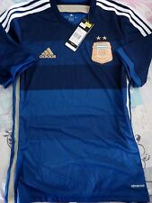 BNWT ADIDAS ARGENTINA 2013-15 Away Football Soccer Shirt Jersey Men's Sizes