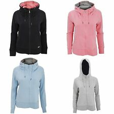 Bench Womens/Ladies Effortless Zip Up Hoodie/Jacket