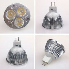 Quality 4W MR16 Warm White High Power LED light spotlight Lamp DC12V