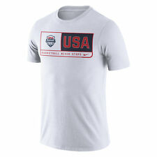Limited Edition Nike Dri-FIT 2016 Rio Olympic Team USA Player Practice Shirt!!
