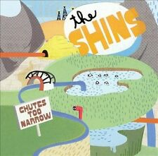 Chutes Too Narrow by The Shins (CD, Oct-2003, Sub Pop (USA))