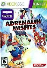 BRAND NEW Sealed Adrenalin Misfits (Microsoft Xbox 360, 2010)