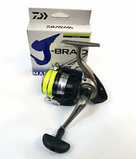 SPECIAL OFFER DAIWA SWEEPFIRE FISHING REELS FULLY LOADED WITH J-BRAID X8 LINE