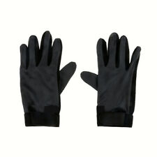 Wear Resistance Antiskid Pimple Palm Horse Riding Equestrian Gloves S/M/L/XL