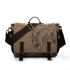Men Messenger Bags Sport New Military Canvas Purse Shoulder Bag Satchel Handbag