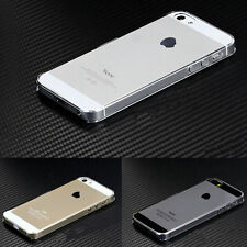 Ultra Thin Crystal Clear Transparent Hard Snap-On Case Cover For Apple iPhone 5