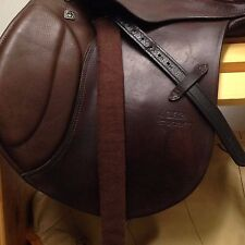 """""""New"""" GGT's Flapsaver for Stirrup Leathers - Save your English Saddle Flaps!!"""