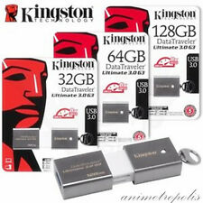 Kingston DTU30G3 64GB 128GB USB 3.0 DataTraveler Ultimate G3 Flash Drive