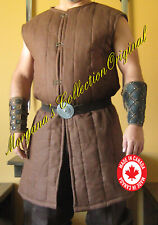 Medieval Celtic Viking Armor Padded Gambeson Sleeveless