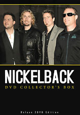 NICKELBACK New Sealed 2016 COMPLETE HISTORY & BIOGRAPHY 2 DVD BOXSET