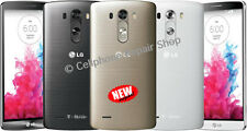 LG G3 D851 Smartphone (FACTORY UNLOCKED) Black White Gold T-Mobile Cellphone New