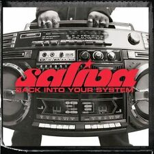 Back into Your System [Edited] by Saliva (CD, Nov-2002, Island (Label))