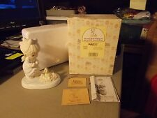 1991 PRECIOUS MOMENTS AN EVENT WORTH WADING FOR SPECIAL ITEM #527319 IN BOX