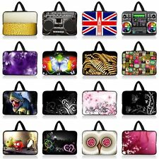 "Many Designs 10.1 10.2"" Sleeve Bag Case Cover For Netbook Laptop Tablet iPad PC"