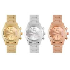 Mens Watches Quartz Stainless Steel Analog Sports New Wrist Watch Gold/Rose Gold